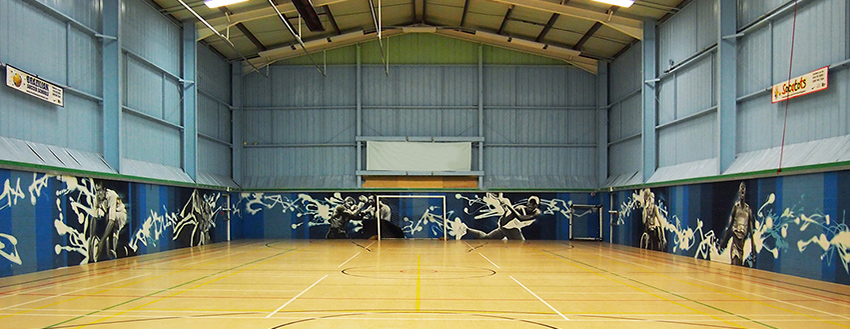 Brendon Lawrence Sports Centre